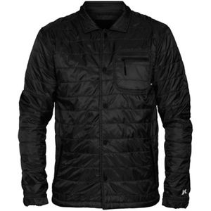 Hurley Parachute MVP Button-Up Jacket - Black